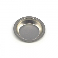 SNUFF DISH STAINLESS STEEL