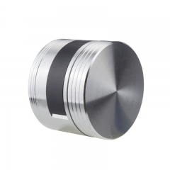 Tobacco Grinder-Aluminum-Three layers